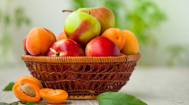 Steinobst: Äpfel, Birnen, Aprikosen