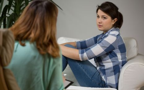 Je früher Sie und Ihr Kind professionelle Hilfe suchen, desto besser.
