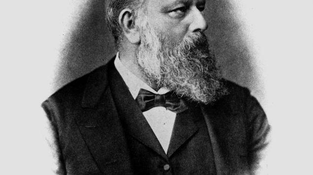 Portrait von Theodor Billroth.