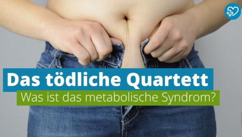 Screenshot zum Video: Metabolisches Syndrom