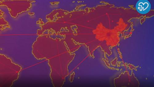 Corona-Pandemie Screenshot