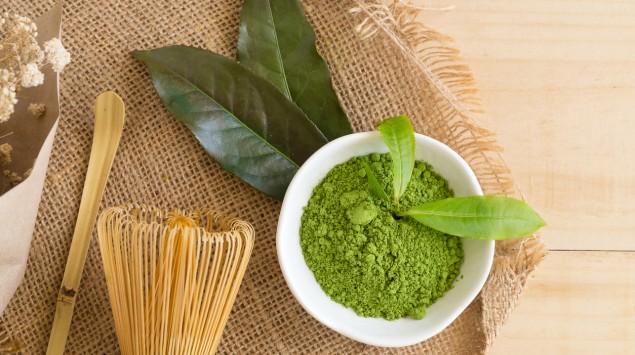Grüner Tee als Wellnessprodukt